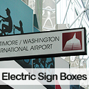 Electric Sign Boxes